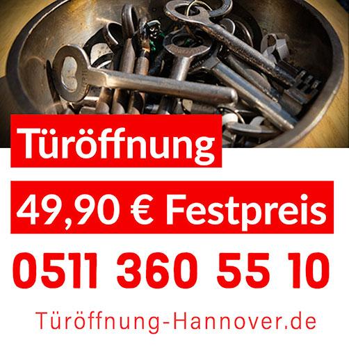 Schlüsseldienst Türöffnung Hannover