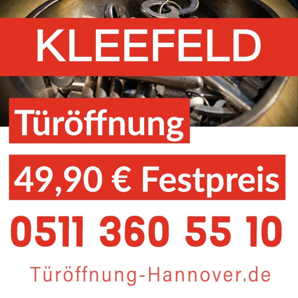 Kleefeld Hannover Schlüsseldienst