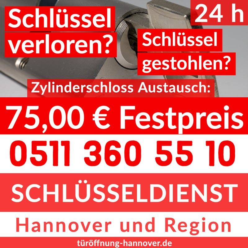 Schlüssel verloren, gestohlen, geklaut Hannover Info