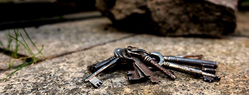 Schlüssel verloren, türöffnung-hannover.de hilft.